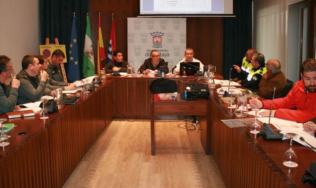 El Ayuntamiento de Cartaya ultima el dispositivo de seguridad de cara al carnaval