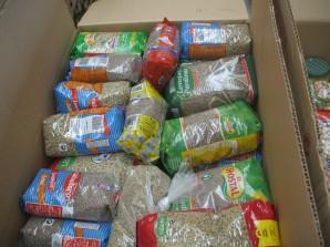 La organización ha solicitado que niños y entrenadores participen con al menos un kilo de alimentos
