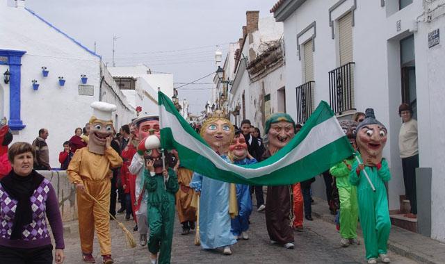 Día de Andalucía en Ayamonte