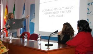 Las universidades de Huelva y Granada han llevado a cabo esta investigación, que ayer presentó Ángela Sierra en San Juan