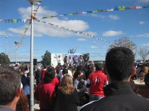 Suspendida la Berdigoná del carnaval de Punta Umbría