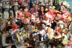 Final Carnaval Isla Cristina 2014