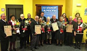 San Juan celebra San Valentín con las mejores cartas de amor y un reconocimiento a las parejas que cumplen '50 años de amor'