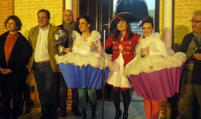 Los disfraces de grupo protagonizan el carnaval el san - Disfraces carnaval original ...