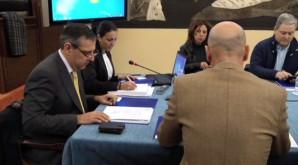Reunión del Consejo Económico y Social de la provincia de Huelva