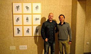 Javier Map expone, hasta el próximo 11 de marzo, su obra multidisciplinar