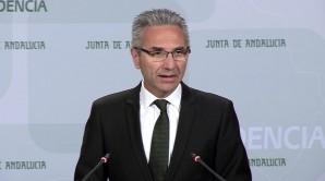 Portavoz del Ejecutivo autonómico, Miguel Ángel Vázquez