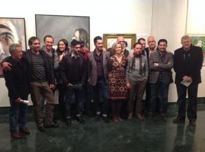 Artistas ayamontinos exponen en Huelva