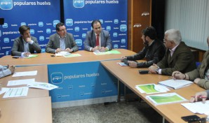 Reunión PP ENCE