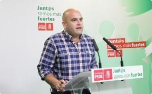 Alexis Landero PSOE Cartaya
