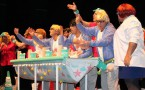 Chirigota ganadora del Carnaval de Punta Umbría 2014