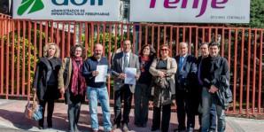 Plataforma en Defensa de las Conexiones Ferroviarias en la provincia de Huelva