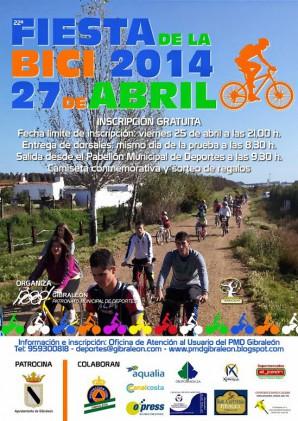 fiesta bici