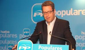 portavoz de Economía del PP, Francisco Riquel