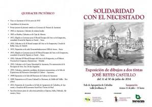 Exposición solidaria Ayamotne