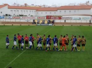 Al San Roque le vale el 1-0 en el Ciudad de Lepe.