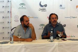 Santiago Ramos, Premio 'Luis Ciges' en el Festival de Islantilla