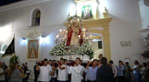 Procesión Rosario Cartaya