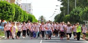 paseo contra el cáncer