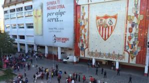 Sevilla FC fachada