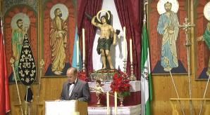Pregón San Sebastian