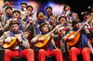 Coro carnaval Ayamonte 2014