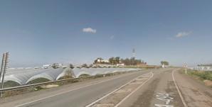 Palos de la Frontera carretera