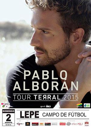 Concierto Pablo Alborán