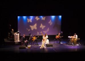 espectáculo flamenco Mariposas Blancas