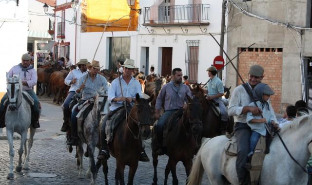 'Saca de las Yeguas'