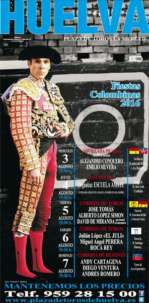 Plaza de Toros 2016