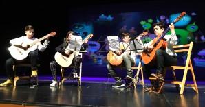 Actuaciones del Concurso de Bandas Sonoras