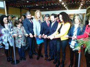Inauguración de la Muestra Rociera de Gibraleón