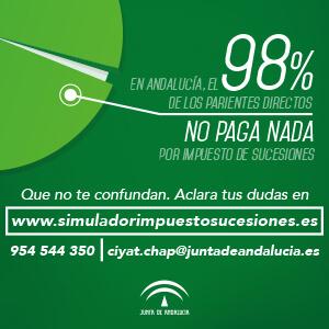 Junta Huelva Impuesto Sucesiones