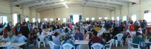Numeroso público en la VI Feria de la Tapa de Gibraleón