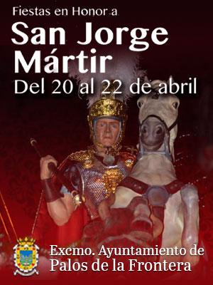 Ayto Palos - Fiestas San Jorge 2018