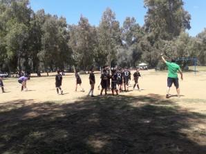 I campeonato fútbol-río de Gibraleón