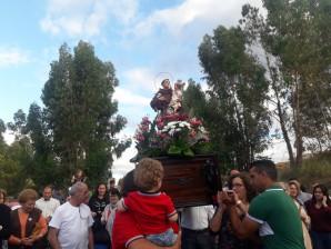 San antonio El Almendro