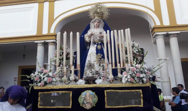 virgen de la Estrella de Ayamonte