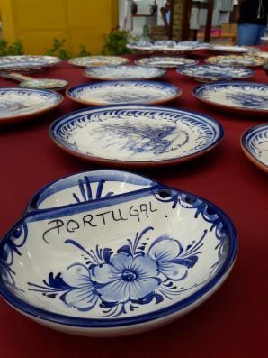 mercadillo portugués Villablanca
