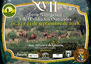 Feria Cinegética y de Productos Naturales de San Silvestre de Guzmán