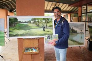 concurso pintura al aire libre Islantilla