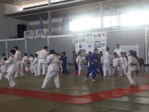II encuentro de Judokas y Valores
