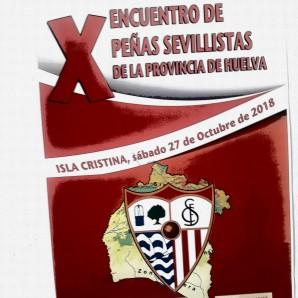 X ENCUENTRO DE PEÑAS SEVILLISTAS
