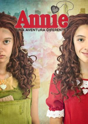 """musical """"Annie, una aventura diferente"""""""