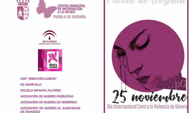 dia internacional contra la violencia de genero la puebla