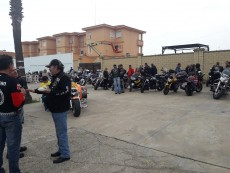 club de motos Los Burracos