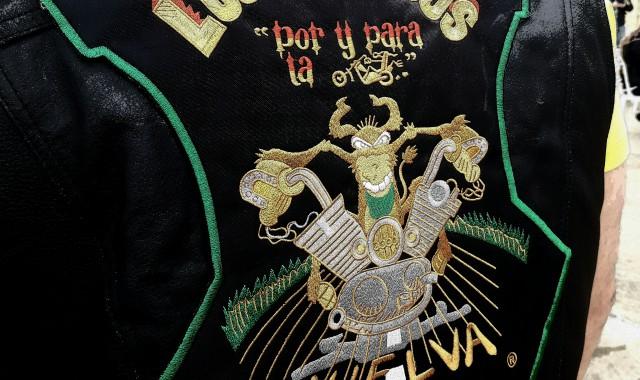 club de motos Los Burracos