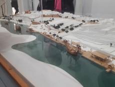 maqueta puerto Palos