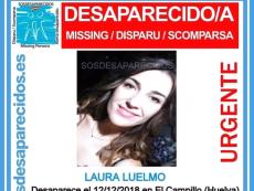 laura luelmo desaparecida